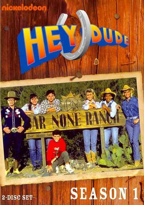 HEY DUDE:SEASON 1 BY HEY DUDE (DVD)