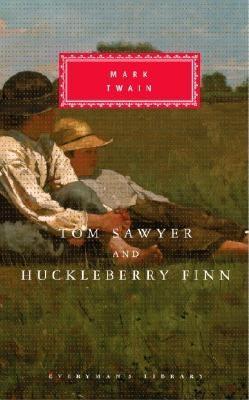 Tom Sawyer and Huckleberry Finn By Twain, Mark
