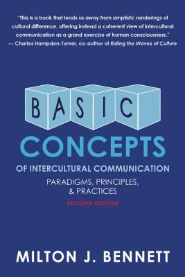 Basic Concepts of Intercultural Communication By Bennett, Milton J.